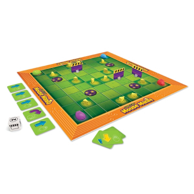Code & Go® Mausmania Brettspiel