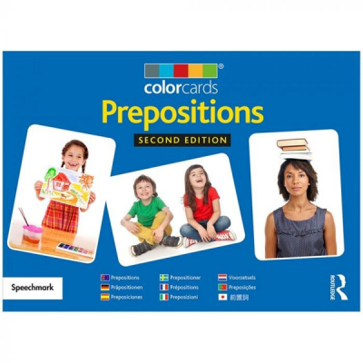 Colorcards - Voorzetsels