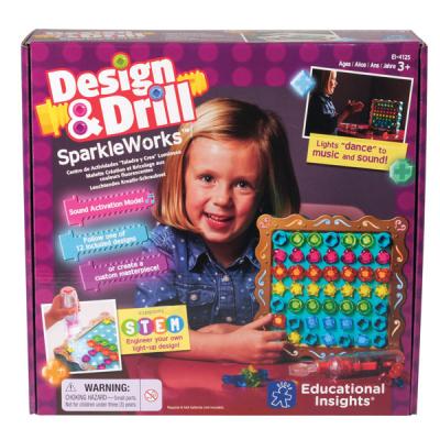 Design & Drill - SparkleWorks