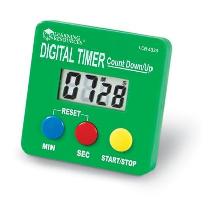 Digitaler Timer zum Rückwärts-/Vorwärtszählen