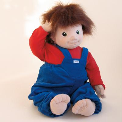 Empathie-Puppe Johan