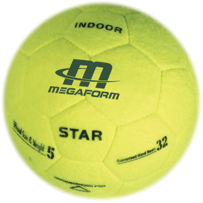 Futsal-Ball Megaform Star Gr.5