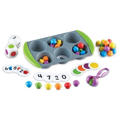 Mathematik-Spielset für kleine Bäcker