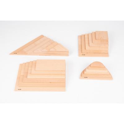 Natural Architect Panel Set - Set von 24