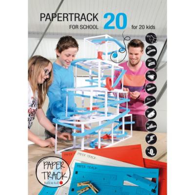 Papertrack 20 (schoolset)