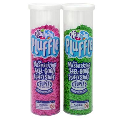 Playfoam Pluffle Pink & Green 2-Pack