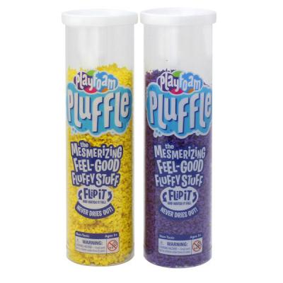 Playfoam Pluffle Purple & Yellow 2-Pack