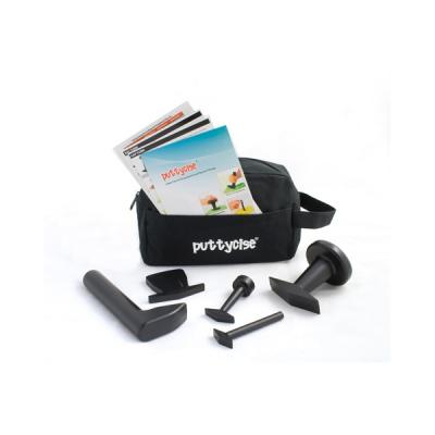 Puttycise® vijfdelige toolset met draagtas en handleiding