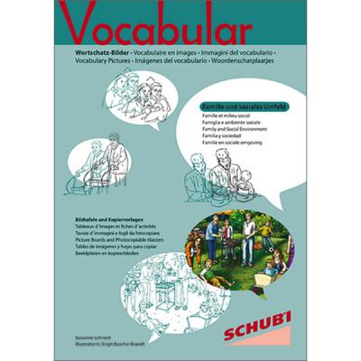 Vocabular - Kopiervorlagen - Familie und soziales Umfeld