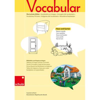 Vocabular - Kopiervorlagen - Haus und Garten