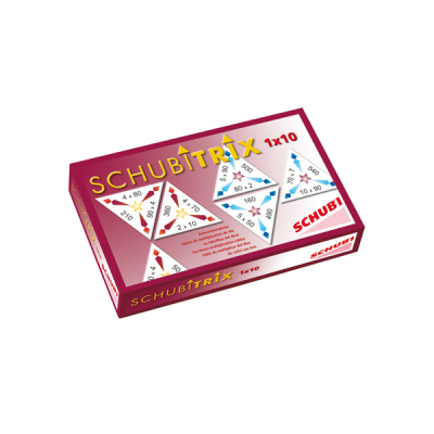 SCHUBITRIX Mathematik - 1 x 10 (Zehnereinmaleins)