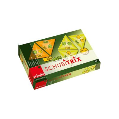 SCHUBITRIX Mathematik - Uhrzeiten