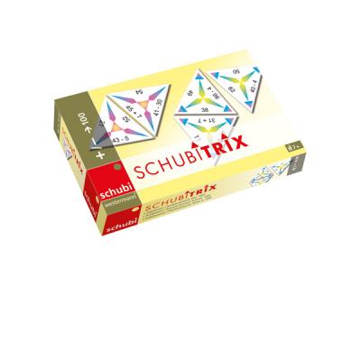 SCHUBITRIX Mathematik - Addition und Subtraktion bis 100
