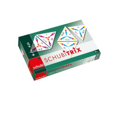 SCHUBITRIX Mathematik - Addition und Subtraktion bis 20