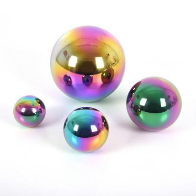 Sensory Reflective Colour Burst Balls - Set von 4