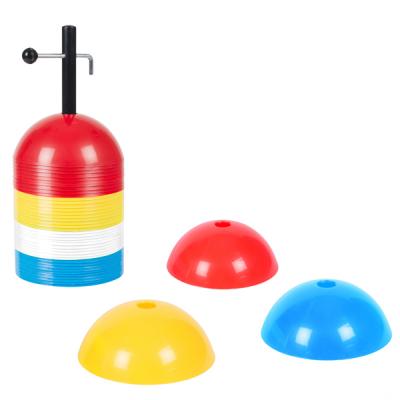 Set Markierungshalbkugeln - 40 Stück