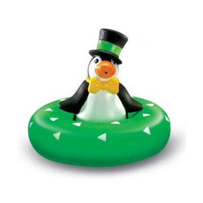 Farb- und Musterspiel Pinguine