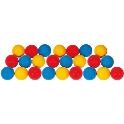 Schaumstoffbälle 9cm (20 Stück)