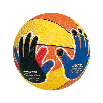 Spordas Max-Übungsball mit Handaufdruck