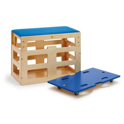 Sportbox mit Aufsatz