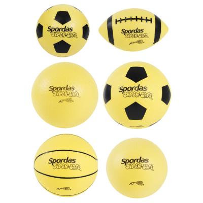 SuperSafe Spielbälle (6 Stück)