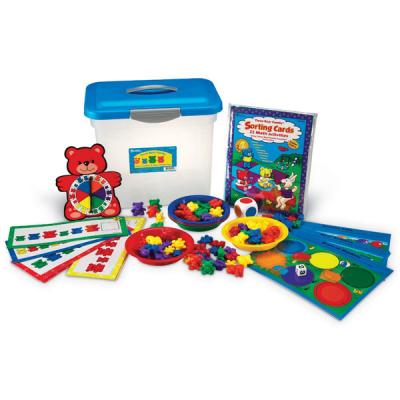 Bärenfamilie – Spielset zum Sortieren, Muster legen u. Spielen
