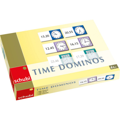 Time Dominos - Serie B: 12-24 Uhr