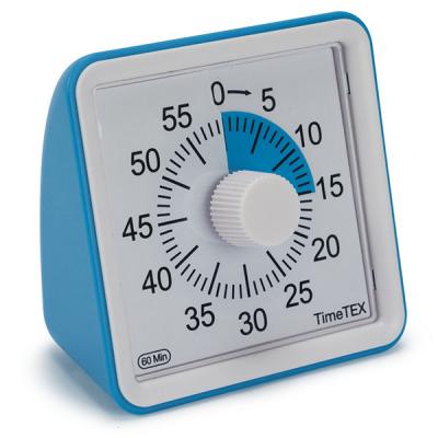 "TimeTEX Zeitdauer-Uhr ""lautlos"" compact"