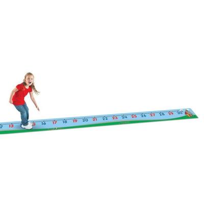 Zahlenreihe 0-30 Bodenmatte
